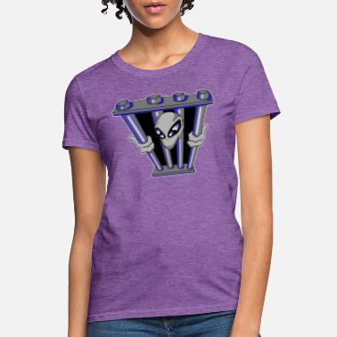Alien Bar Area 51 - Women's T-Shirt