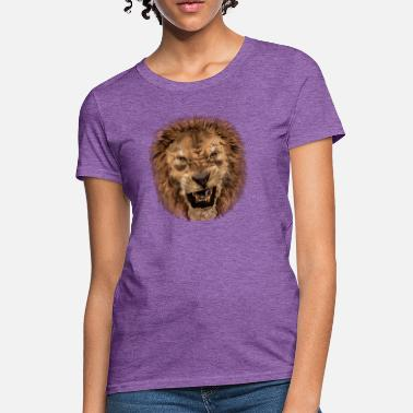 León Lion - Women's T-Shirt