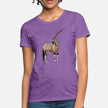 Antelope Gazelle - Women's T-Shirt