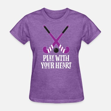 Hockey Coach Gift Field Hockey Player Coach Gift - Women's T-Shirt