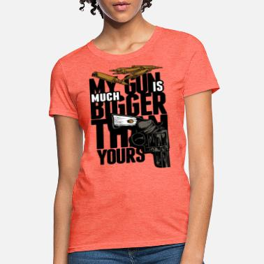 Gun Fair Arm gun - Women's T-Shirt
