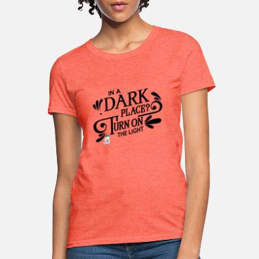 Dark Light - Women's T-Shirt