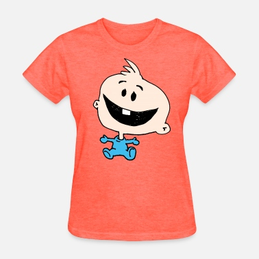 Happy Face Baby HAPPY BABY - Women's T-Shirt