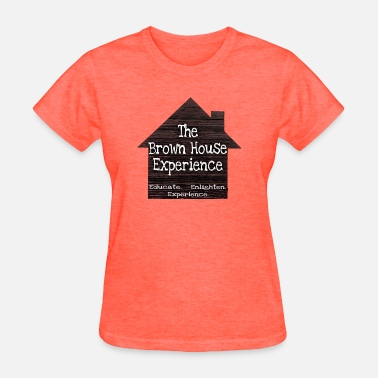 Browning Logo The Brown House Experience- Original Logo - Women's T-Shirt