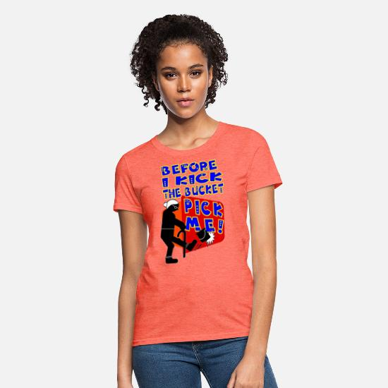 Play T-Shirts - TV Game Show Contestant - TPIR (The Price Is...) - Women's T-Shirt heather coral