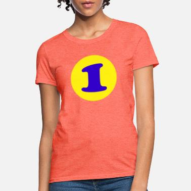 Number Number one - Women's T-Shirt