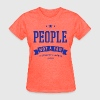 I Hate People (Not A Fan) - Women's T-Shirt