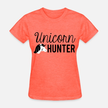 Unicorn-hunter Unicorn Hunter - Women's T-Shirt