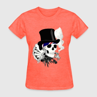 Maiden skull_smart - Women's T-Shirt