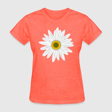 Flowers chamomile - Women's T-Shirt