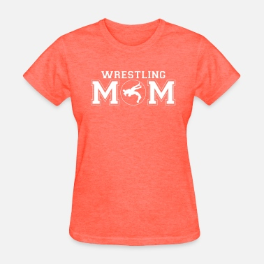 Bling Wrestling Mom - Women's T-Shirt