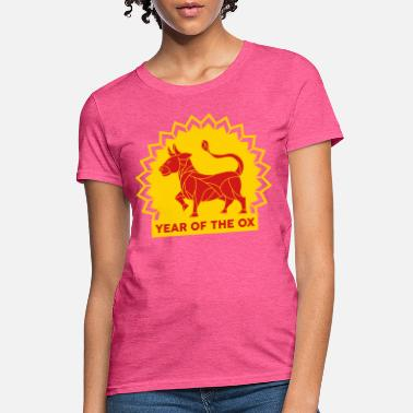 Year of the Ox Design - Women's T-Shirt