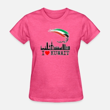 Kuwait City Kuwait - Women's T-Shirt
