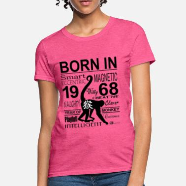 1968 Born in 1968 - Women's T-Shirt