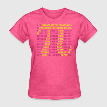 pi - Women's T-Shirt