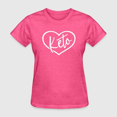 I Love Keto - Women's T-Shirt