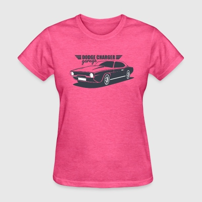 DODGE CHARGER CLASSIC CAR - Women's T-Shirt