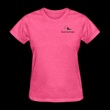 Oneyed Hawk Logo Guide 03 - Women's T-Shirt