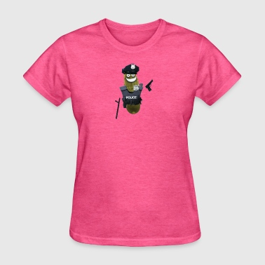 Police Pickle - Women's T-Shirt