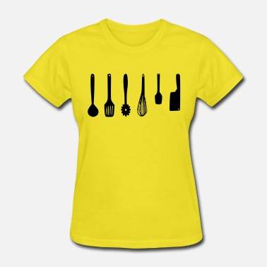 Utensil Kitchen Utensils - Women's T-Shirt
