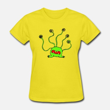 Alien Alien - Women's T-Shirt