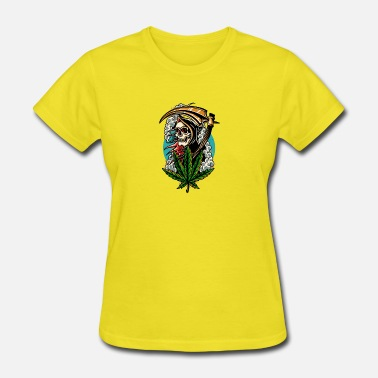 Grin Reaper - Women's T-Shirt