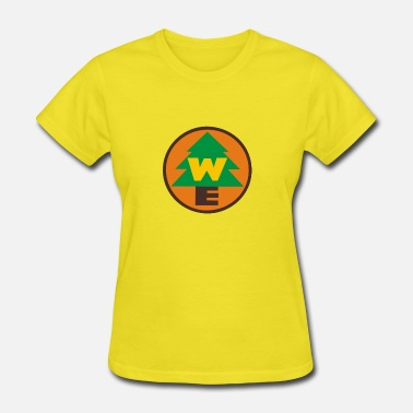 Wilderness Up – Wilderness Explorer - Women's T-Shirt