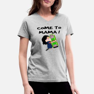 Prices TV Game Show Contestant - TPIR (The Price Is...) - Women's V-Neck T-Shirt