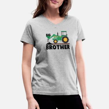 Big Brother BIG BROTHER - Women's V-Neck T-Shirt