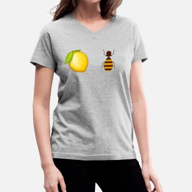 Lemonade Life Lemonade - Women's V-Neck T-Shirt