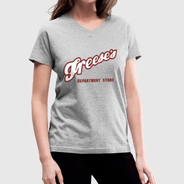Freeses freeses - Women's V-Neck T-Shirt