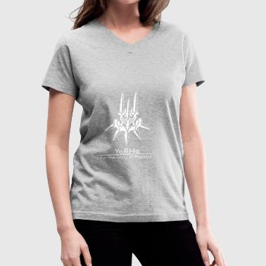 9s YoRHa - Women's V-Neck T-Shirt