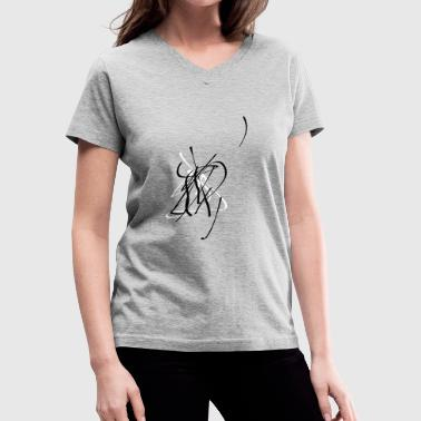 zero - Women's V-Neck T-Shirt