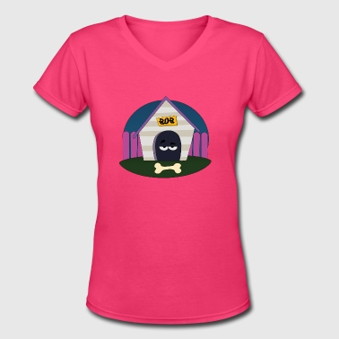 BoB - Women's V-Neck T-Shirt