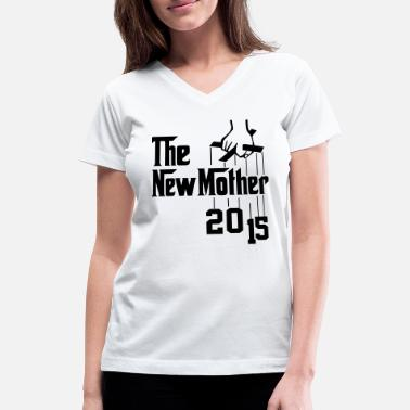 New Mother The New Mother 2015 - Women's V-Neck T-Shirt