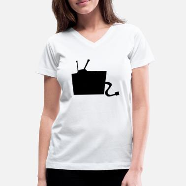 Television Television - Women's V-Neck T-Shirt