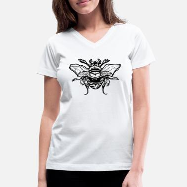Insect insect - Women's V-Neck T-Shirt