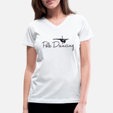 Baem Poledance - Pole Dancing - Women's V-Neck T-Shirt