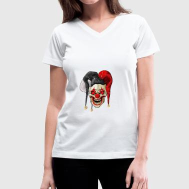 JOKER - Women's V-Neck T-Shirt
