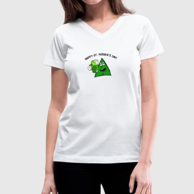 Fred Boozer - Women's V-Neck T-Shirt