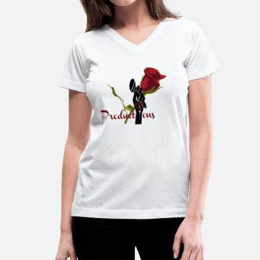Spoken RP Productions - Women's V-Neck T-Shirt