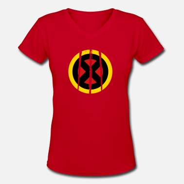 Xavier Xavier Claw - Women's V-Neck T-Shirt