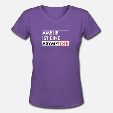 Amelie Amelie - Women's V-Neck T-Shirt