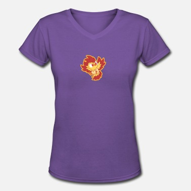 My Channel Merch __SNYDES__ - Women's V-Neck T-Shirt