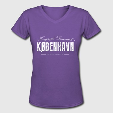 Copenhagen - Women's V-Neck T-Shirt