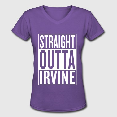 Irvine - Women's V-Neck T-Shirt