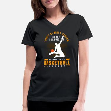 German basketball - Women's V-Neck T-Shirt