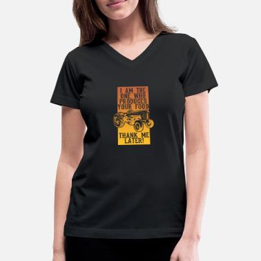 Harvest Harvest - Women's V-Neck T-Shirt