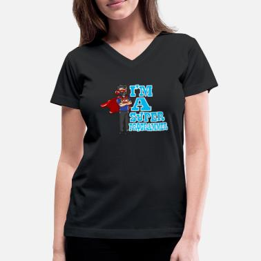 Code Coding Computer Science - Women's V-Neck T-Shirt