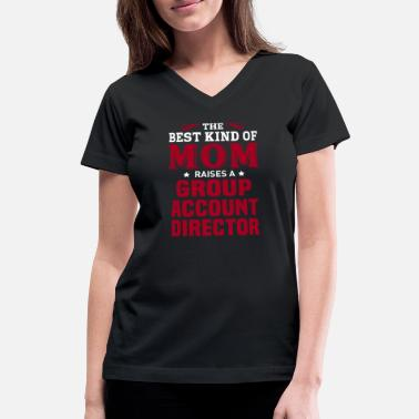 Group Account Director - Women's V-Neck T-Shirt